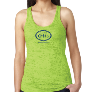 BurnoutRazorTank_Womens_Lime